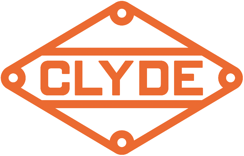 Clyde Iron Works Logo