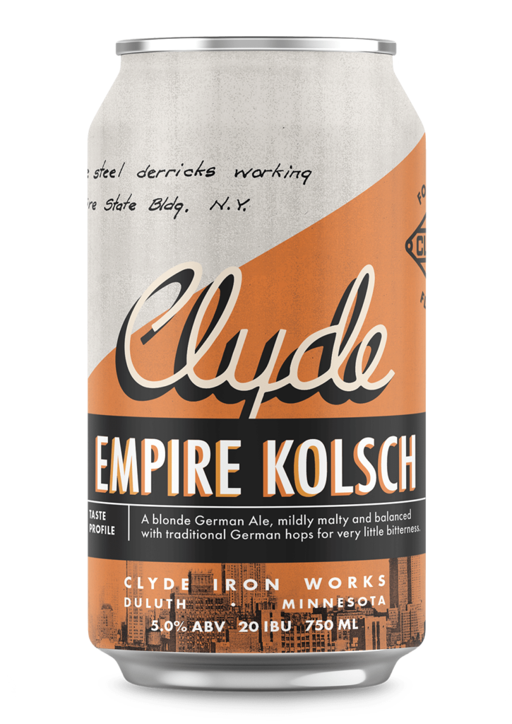 Clyde Iron Works Empire Kolsch
