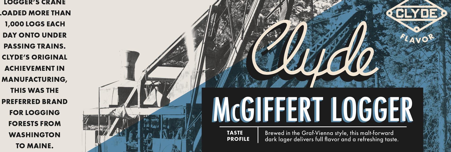 Clyde Iron Works McGiffert Logger