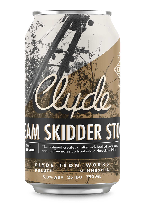 Clyde Iron Works Steam Skidder Stout