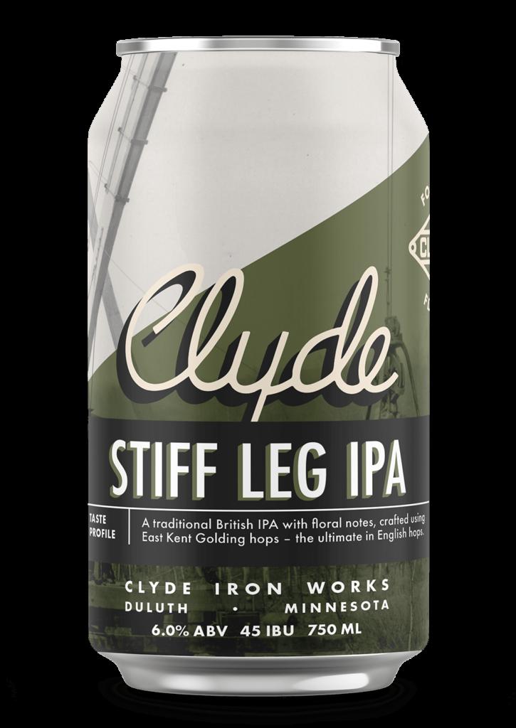 Clyde Iron Works Stiff Leg IPA