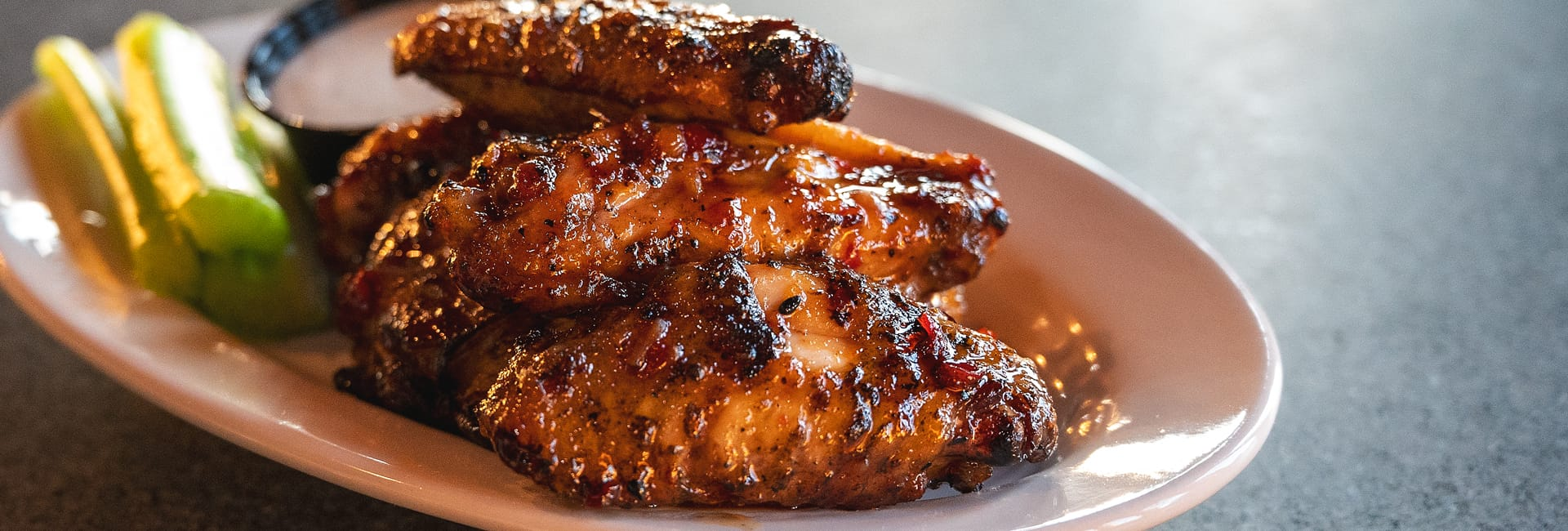 Clyde Iron Works Chicken Wings