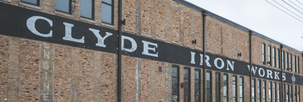 Clyde Iron Works Exterior
