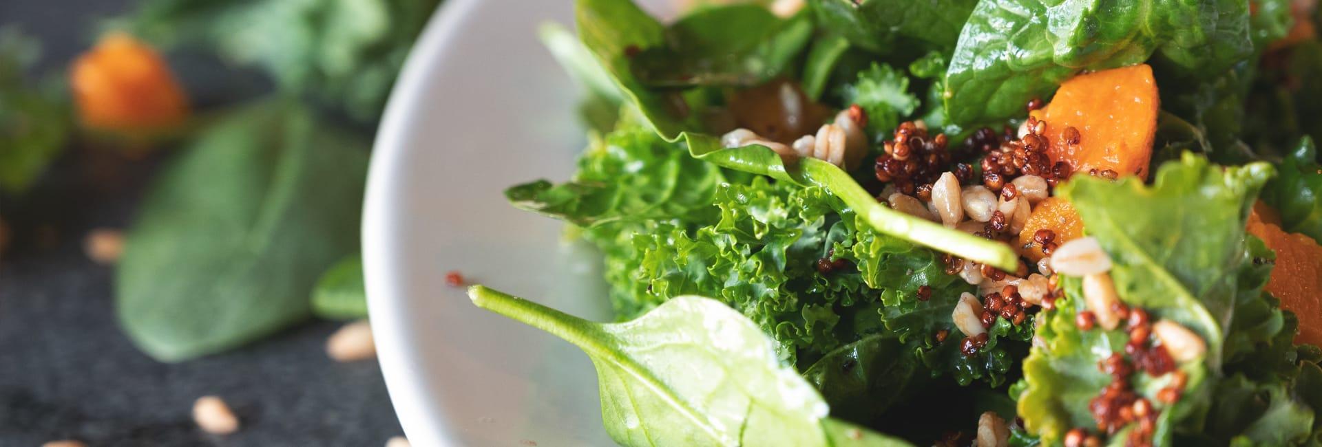 Clyde Iron Works fresh salads